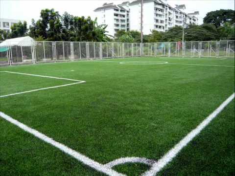 โครงการก่อสร้างสนามฟุตบอลหญ้าเทียม (รับสร้างสนามฟุตบอล) By GreenyGrass