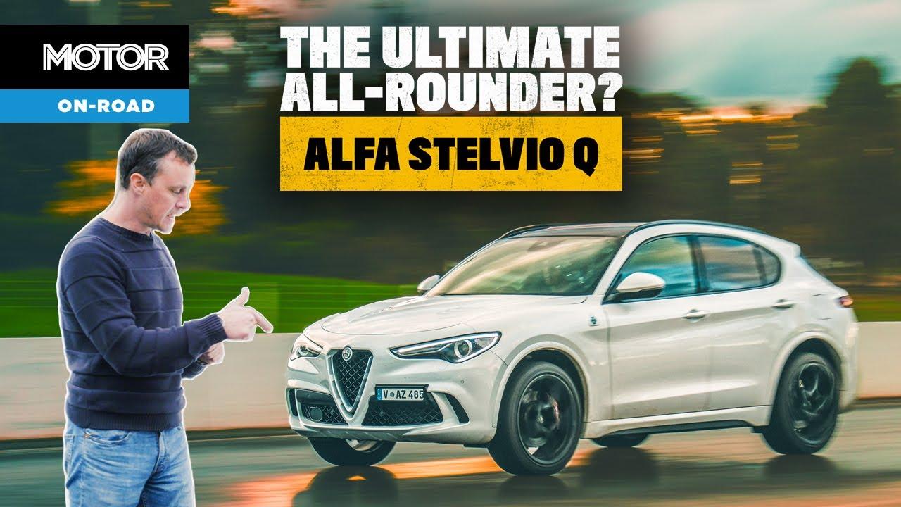 2021 Alfa Romeo Stelvio Q review - Alfa's ultimate all-rounder? | MOTOR