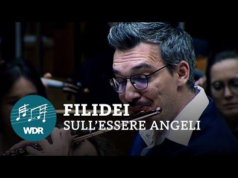 Francesco Filidei - Sull'essere angeli | WDR 3