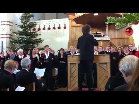 Muzikale impressie Kerstdienst 2010 Adventskerk (full version)