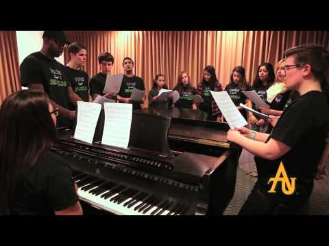 Adelphi's A Capella Group - Paws and Rewind