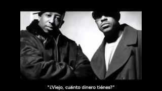 Gangstarr - Battle (Subtitulado en Español)
