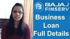 Bajaj Finserv Business Loan | How to Apply for Business Loan online | Full Details in Hindi