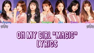 Oh My Girl - Magic