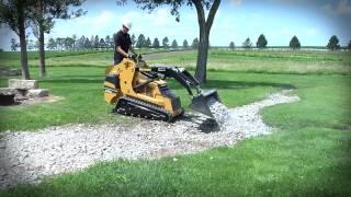 S725TX Mini Skid Steer | Vermeer Tree Care Equipment