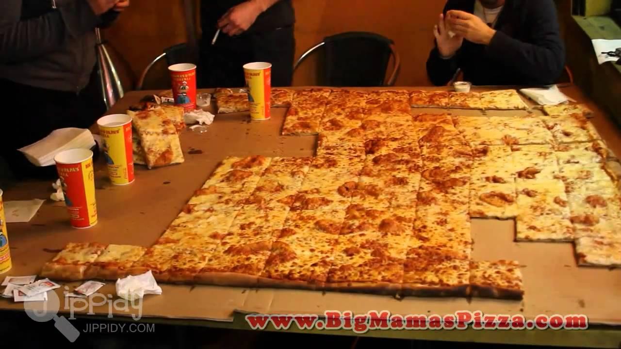 paps pizzaria