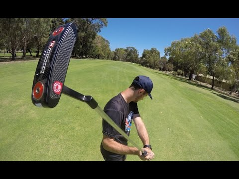 The Longest Golf Putt 120m (395ft) Guinness World Records |