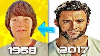 Repeat youtube video Hugh Jackman ⏩ TimeLine 1968-2017 🔸🐺⏩🕶⏩🕐🔥🔥