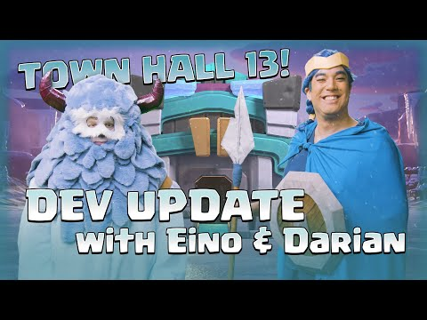 Town Hall 13 Dev Update - Clash Of Clans
