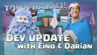 Town Hall 13 Dev Update   Clash Of Clans
