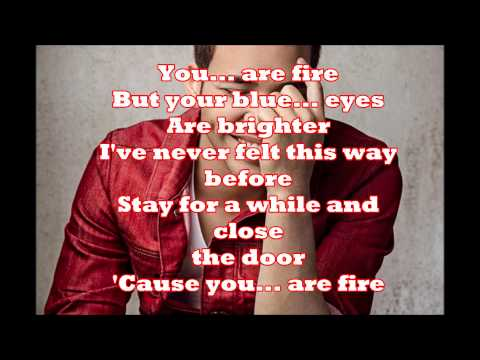 You Are Fire - Prince Royce Lyrics