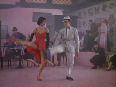 The Band Wagon  Fred Astaire and Cyd Charisse