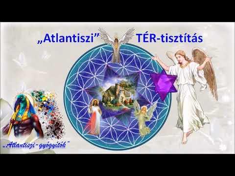 Atlantiszi TÉR-tisztítás