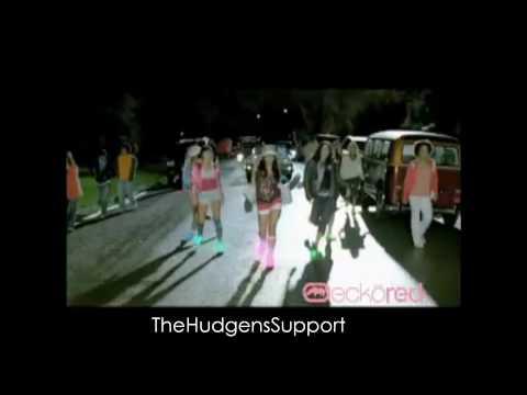 Vanessa hudgens Echo Red Sneaker Night Commercial