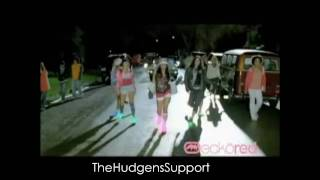 Vanessa hudgens Echo Red Sneaker Night Commercial