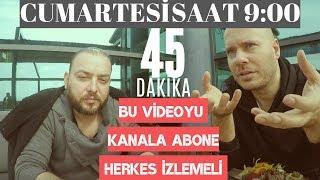 BU VİDEOYU KANALA ABONE HERKES İZLEMELİ !!! CUMARTESİ SAAT 9:00
