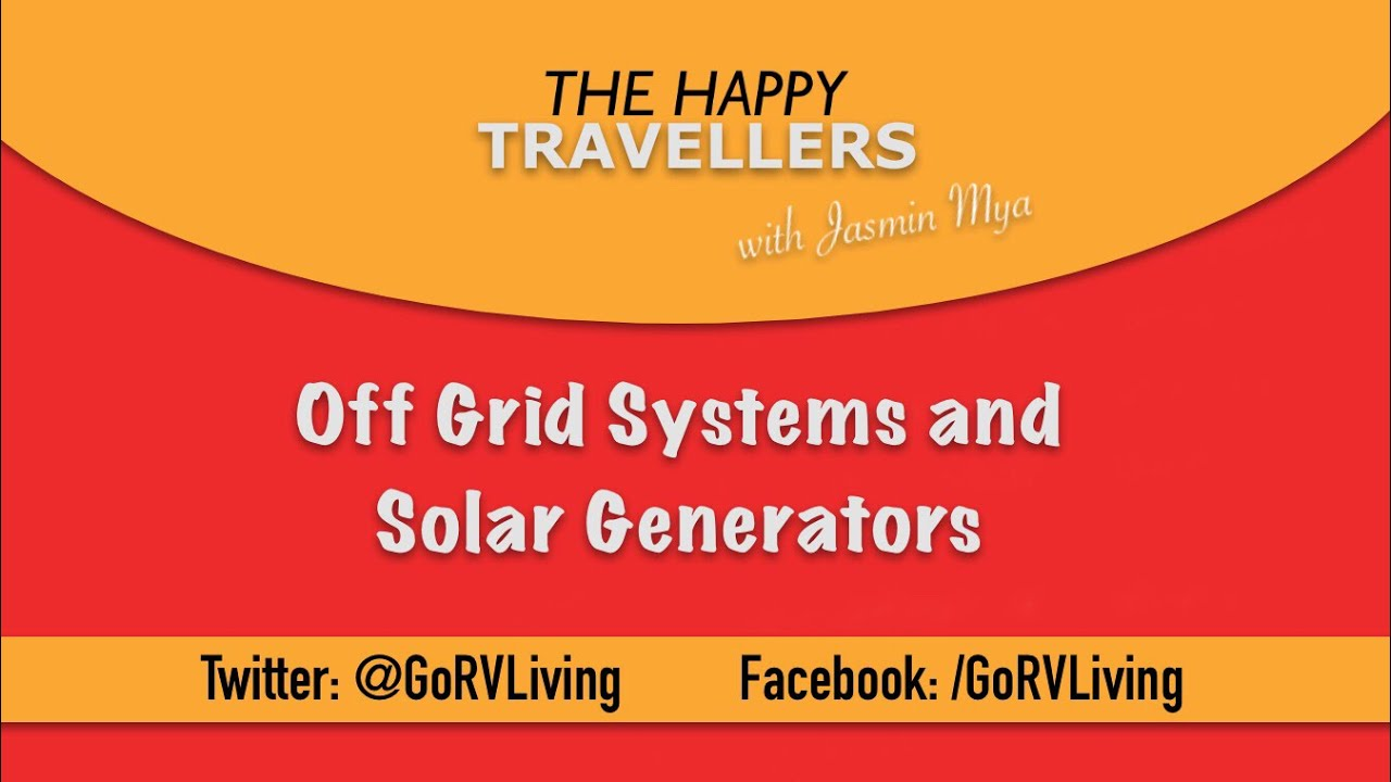 How To Build An Off Grid Solar System Fulltime Motorhome Living Uk Power On Rv Recreational Vehicle Or Vlog 231