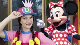 Calatorim in jurul lumii cu Dilu si Dila -  Disneyland Paris (Ghiceste 10 diferente) #1