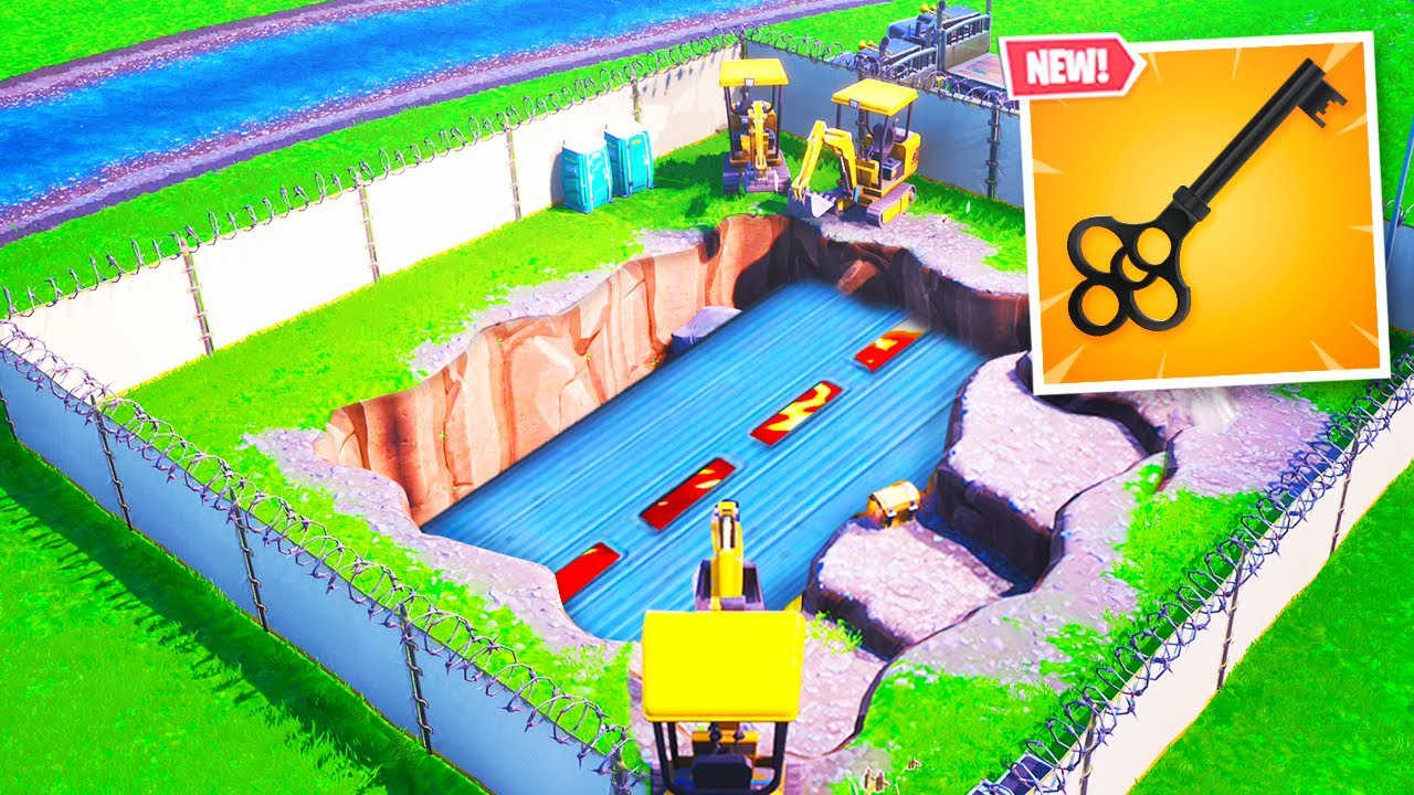 *NEW* LOOT LAKE EVENT RIGHT NOW! FORTNITE LOOT LAKE DIG SITE LIVE! (Fortnite Battle Royale)