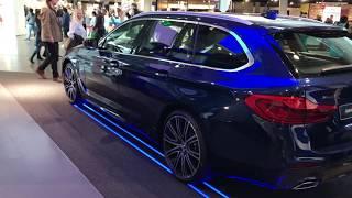 2017 BMW 5 series Touring @ BMW world [WALK AROUND]