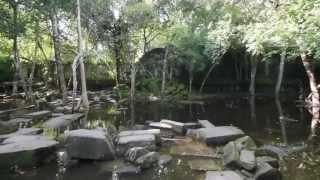 Virtual walk trip Beng Mealea - Cambodia