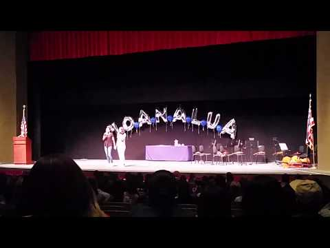 Moanalua Middle School Graduation 5.30.18