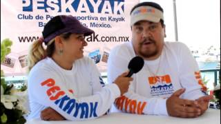 PESKAYAK Ensenada with Mariana Hammann