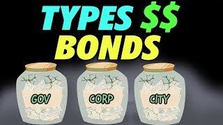 Bonds Explained for Beginners | Bond Types 101
