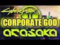 Cyberpunk 2077 Saburo Arasaka & Arasaka Corporation