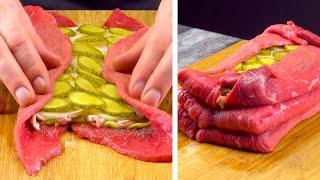 7 Вкусных рецептов основных блюд к празднику.