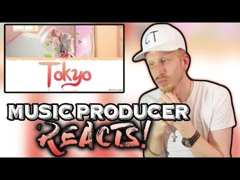 Music Producer Reacts to RM - Tokyo (Mono)
