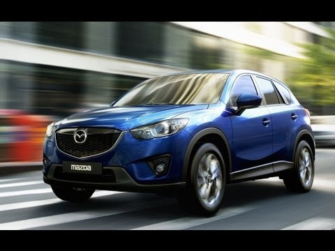 der neue mazda cx 5 2013 hd deutsch youtube. Black Bedroom Furniture Sets. Home Design Ideas