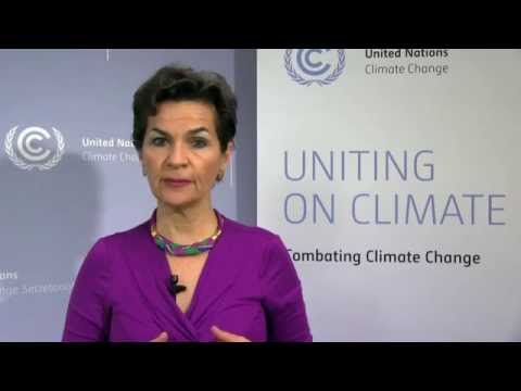 UNFCCC's message for Partnerships for Climate Finance & Development