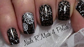 Naildesign Fruhling Pusteblume Youtube