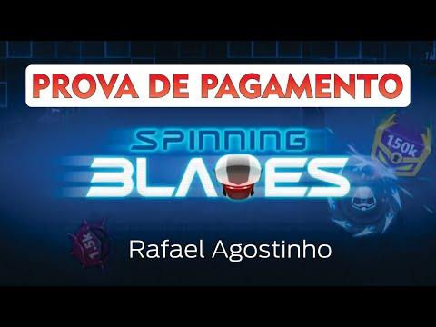 SPINNING BLADES - PROVA DE PAGAMENTO | 2020✔️