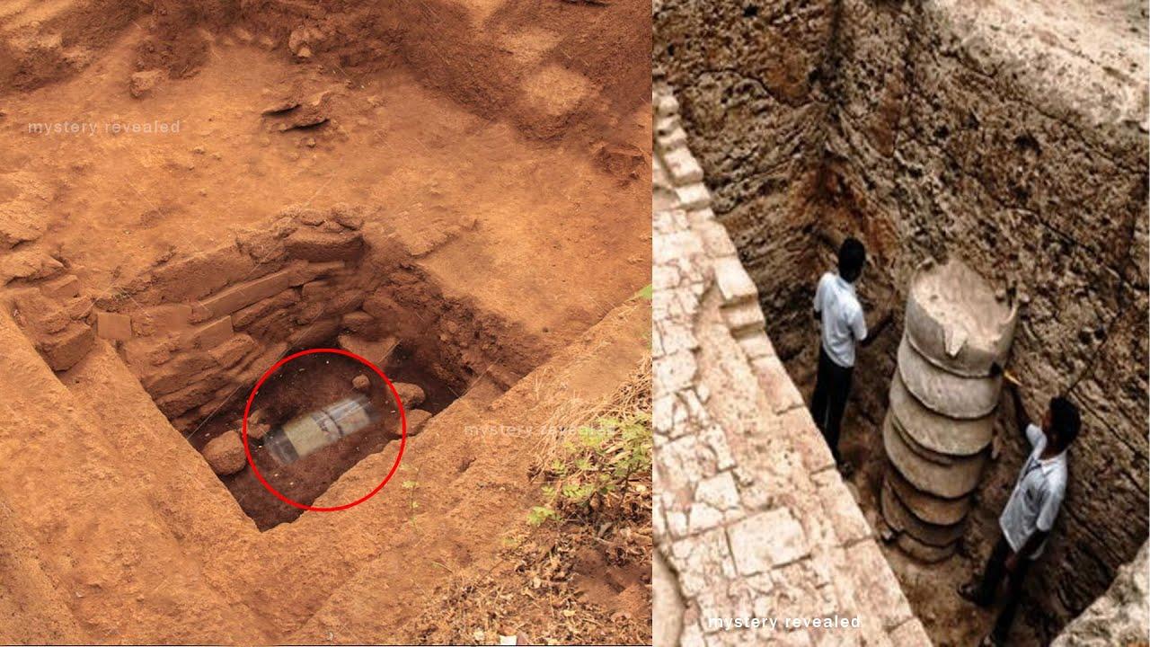 मंदिर के निचे टाइम कैप्सूल क्यों रखी जाती है  ? आजतक की सबसे बड़ी टाइम कैप्सूल कहा है ?