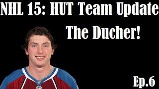 NHL 15: HUT Team Update Ep.6 - Best Player In HUT - (The Decher)