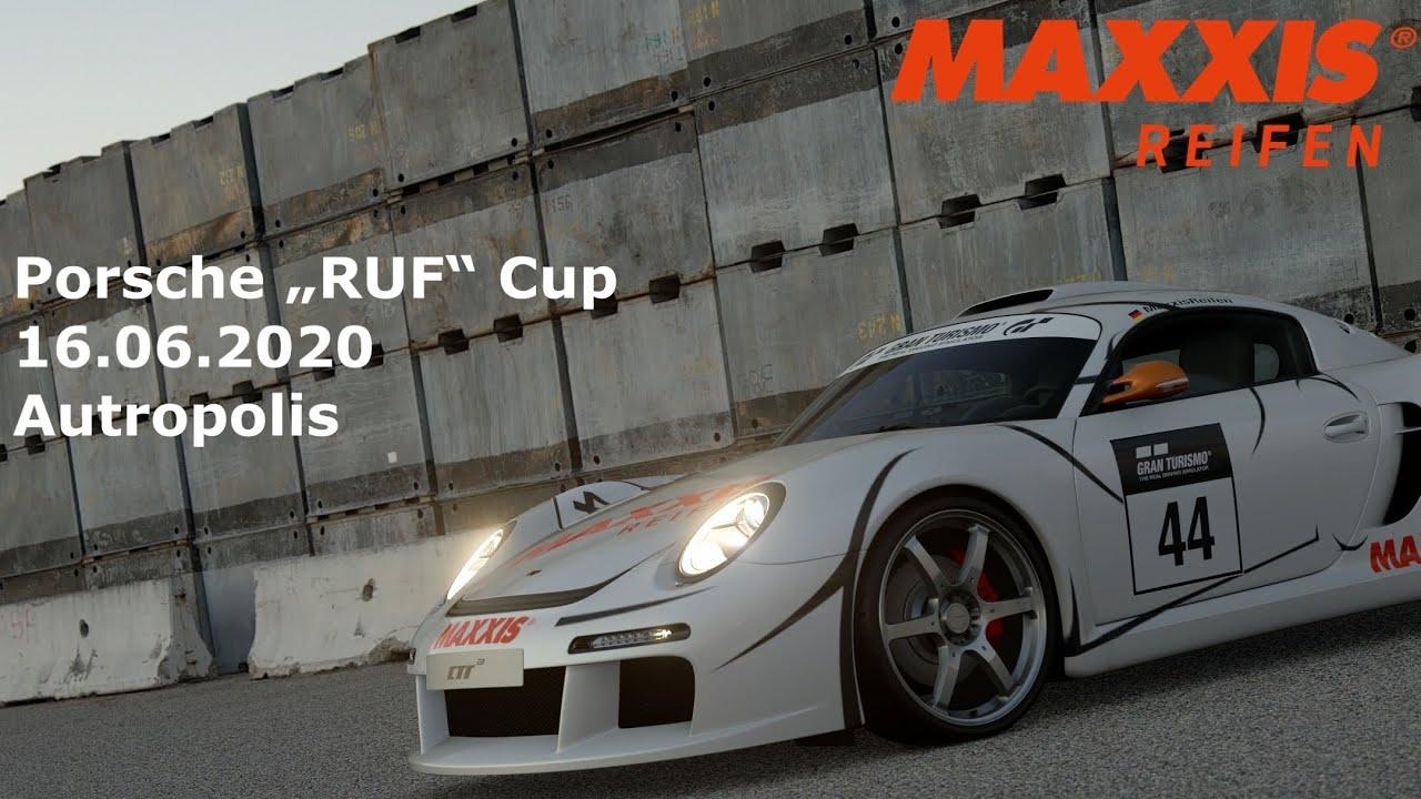 GT SPORT Maxxis Reifen