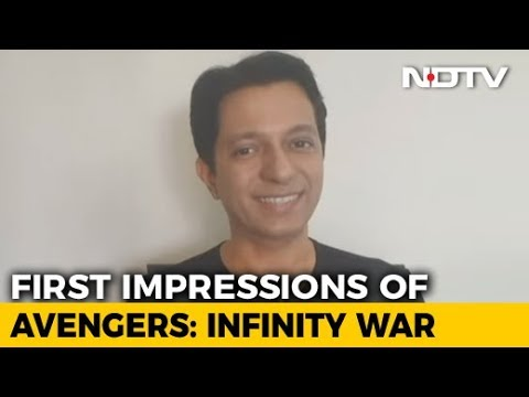 First Impressions Of Avengers: Infinity War
