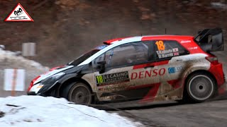 Show and Mistakes Rallye Monte-Carlo 2021 [Passats de canto]