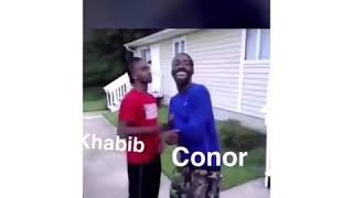 SUMMARY OF THE CONOR VS KHABIB FIGHT