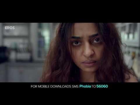 Phobia Official Trailer | Radhika Apte |  @HST_Studio