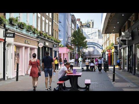 Зов Лондона: британцы предпочли берега Темзы побережью Испании …