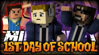 Minecraft: CRAINERS FIRST DAY OF SCHOOL | The Bully