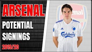 Arsenal's Potential Summer Signings  - An In Depth Look At Robert Skov - Episode 5