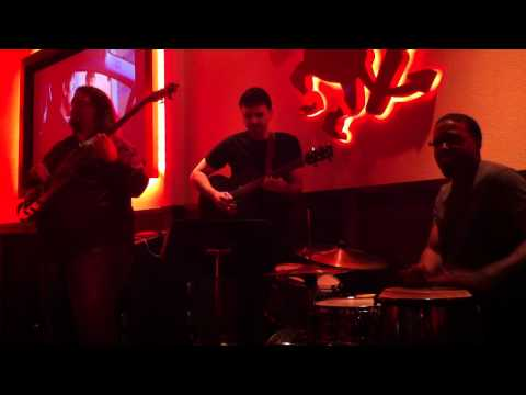Nathan Montgomery Trio Live Latin Jazz