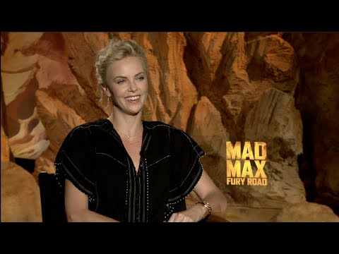 MAD MAX FURY ROAD interviews - Hardy, Theron, Miller, Hoult, Tomuri
