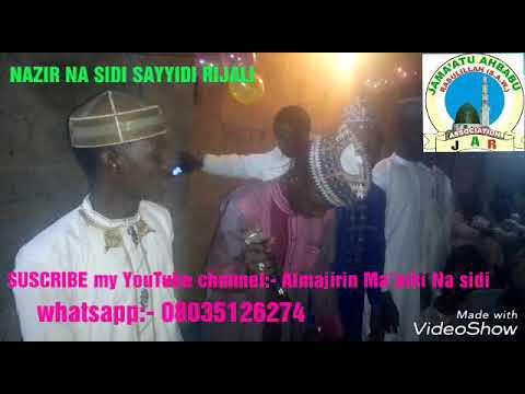 Download Majalisin Nazir Na sidi qasidar Sayyadi Rijali