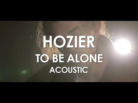 Hozier - To Be Alone - Acoustic [ Live in Paris ]