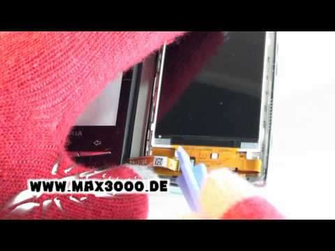 Reparaturanleitung-Sony-Ericsson-X10-Mini-Pro-Display-Reparatur-Displayglas-Touch.mpg